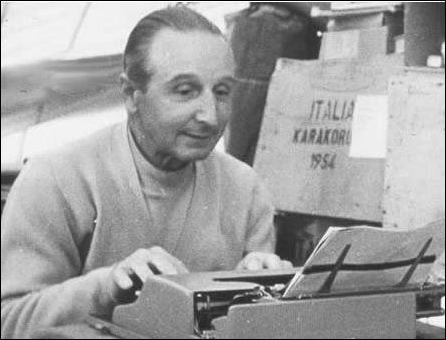 Photo of L'archivio di Ardito Desio ceduto al Museo Friulano di Storia Naturale