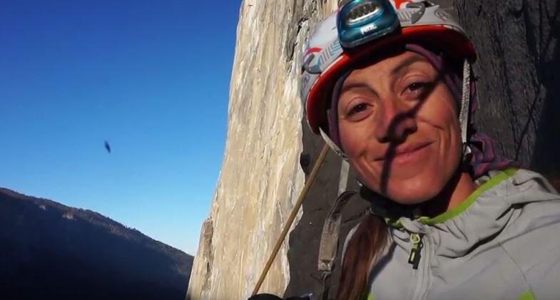 """Photo of MIMOFF: Eleonora Delnevo presenta """"Why not?"""", la sfida a El Capitan senza gambe"""