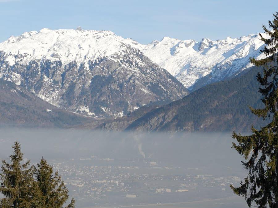 Photo of Ai piedi del Monte Bianco si muore di inquinamento