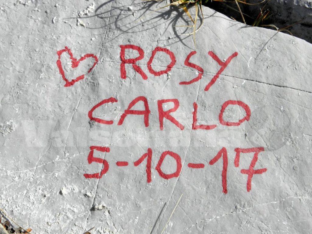 Photo of Rosy e Carlo sono tornati per l'infelicità della montagna
