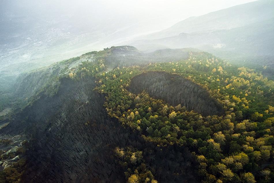 Photo of I segni degli incendi in Val di Susa: le foto riprese dal drone