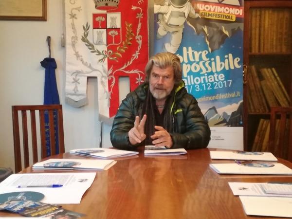 """Photo of Messner sul ripopolamento delle zone di montagna: """"Inutile e troppo costoso"""""""
