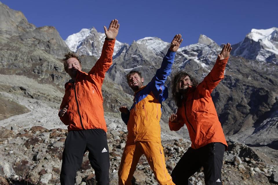 Photo of Huber, Siegrist e Zanker: la big wall del Cerro Kishtwar è vostra!