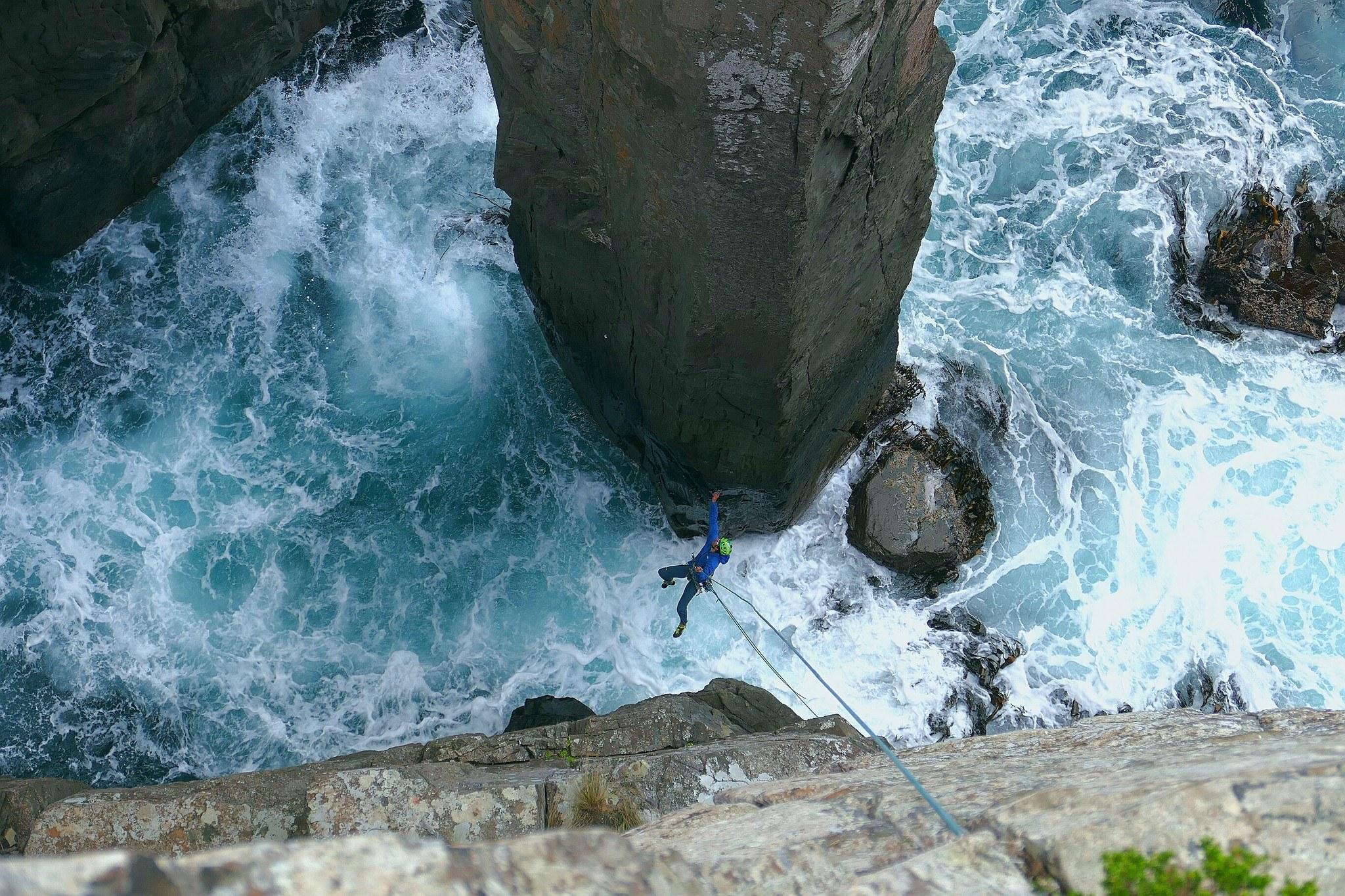 Photo of L'avventura australiana di Della Bordella lo porta in cima al famoso Totem Pole