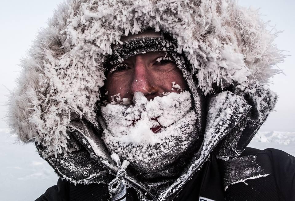 Photo of Michele Pontrandolfo: dopo 20 anni di spedizioni polari è sfiancante ricominciare sempre da zero