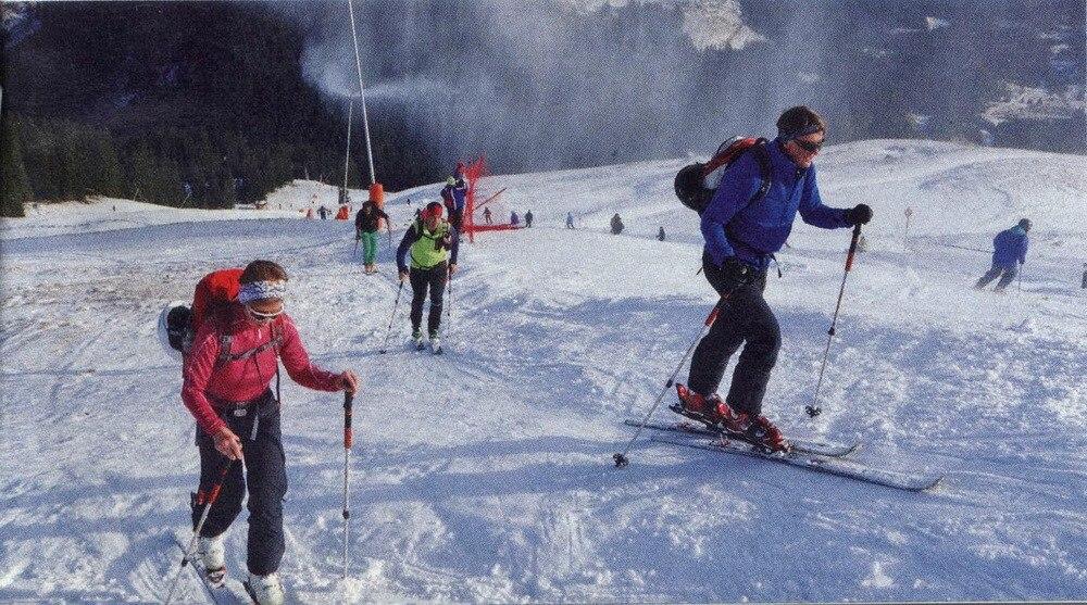 Photo of Il Canto del Gallo – Ski fitness: lo sci alpinismo è un'altra cosa!