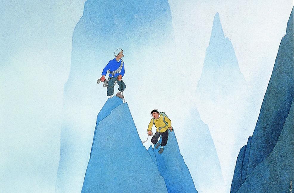 Photo of La montagna e il Trento film festival raccontati dai manifesti: una storia lunga 65 anni