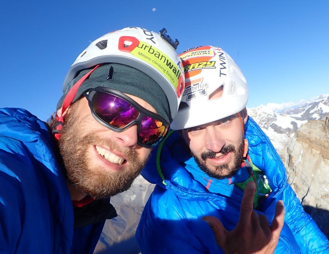 Photo of David Bacci: troppo pensare alla Nord del Jannu East in stile alpino