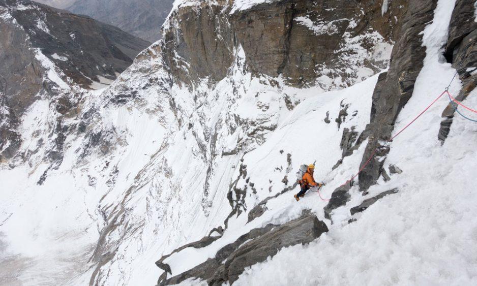 Photo of Prima assoluta di Villanueva e Rousseau sul Rungofarka nell'Himalaya indiano
