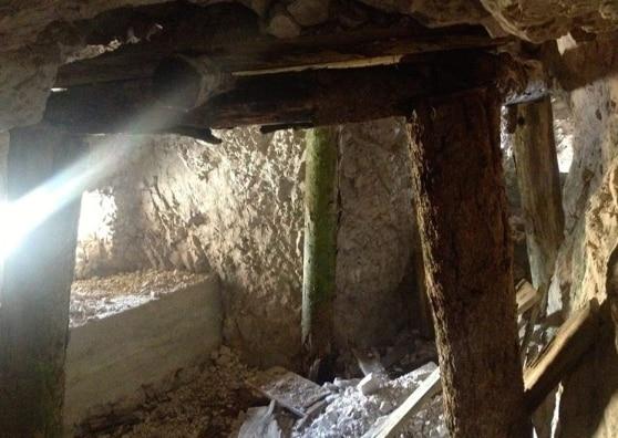 Photo of Scoperta una galleria intatta della I Guerra Mondiale alla forcella Giralba