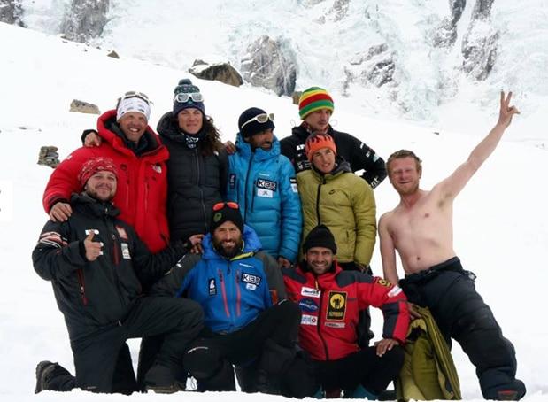 Photo of Tomasz Mackiewicz: per la settima volta al Nanga Parbat d'inverno