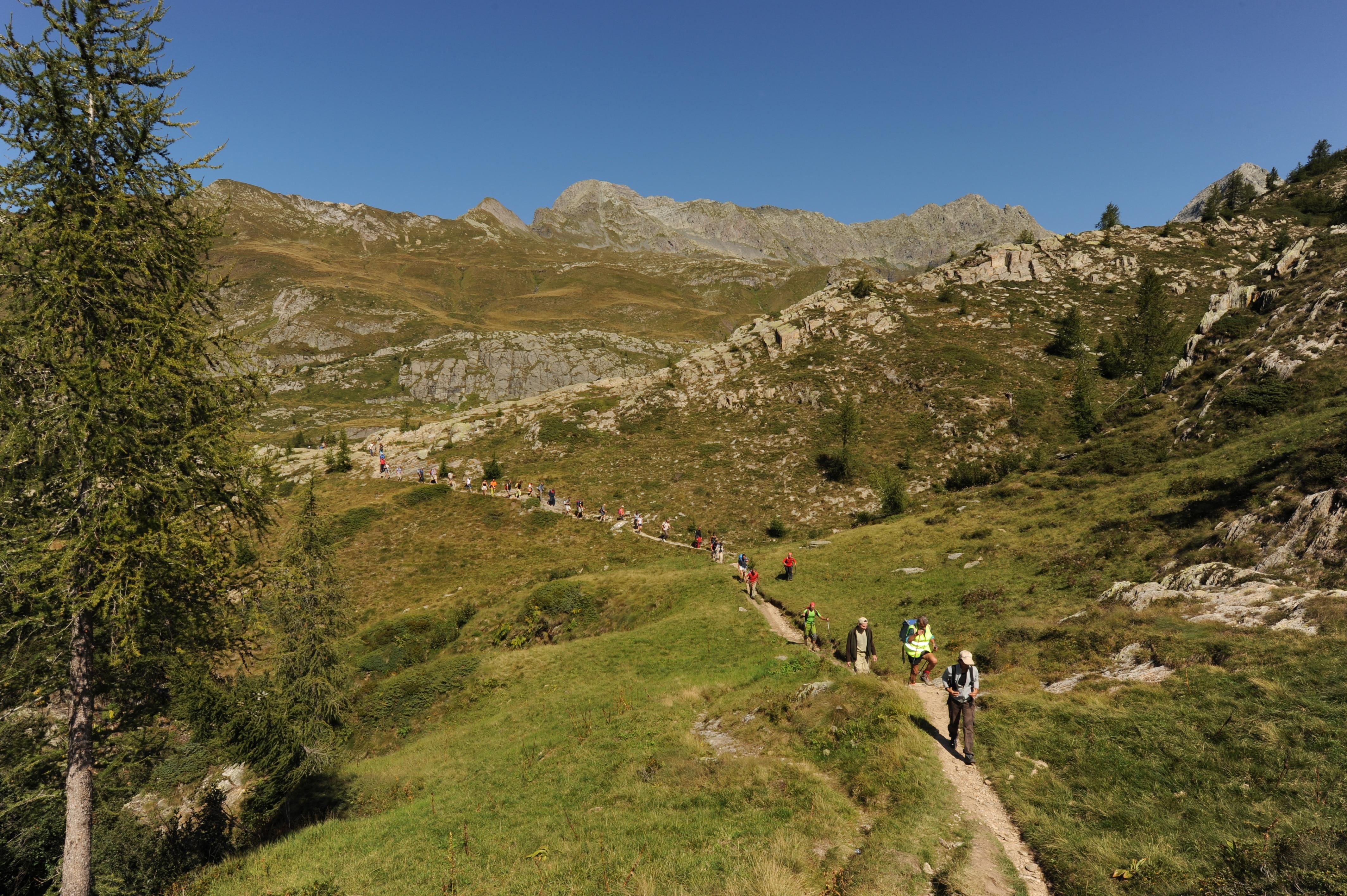 Photo of 45 mila euro per i sentieri del Parco delle Orobie Bergamasche
