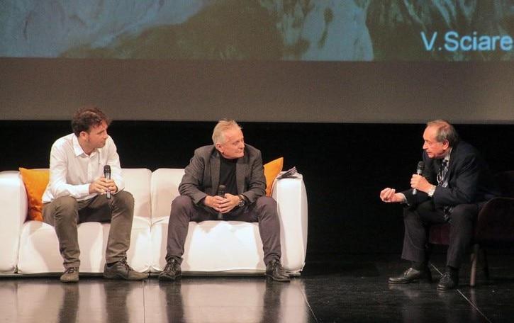 """Photo of I cambiamenti climatici impongono """"un nuovo cammino"""" in montagna. La riflessione al Sondrio Festival, che chiude l'edizione 2017"""