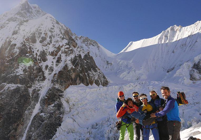 Photo of La Cina, cinque vie, un autunno: grande successo per la spedizione italiana al monte Edgar