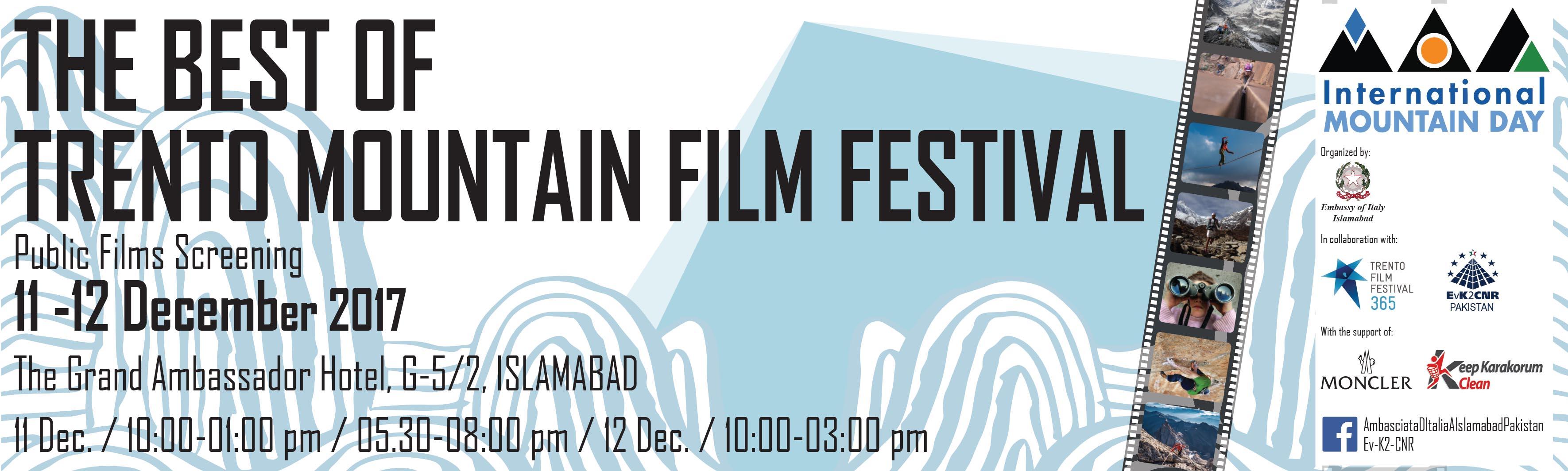 Photo of Per la Giornata Internazionale della Montagna il Trento Film Festival si sposta in Pakistan