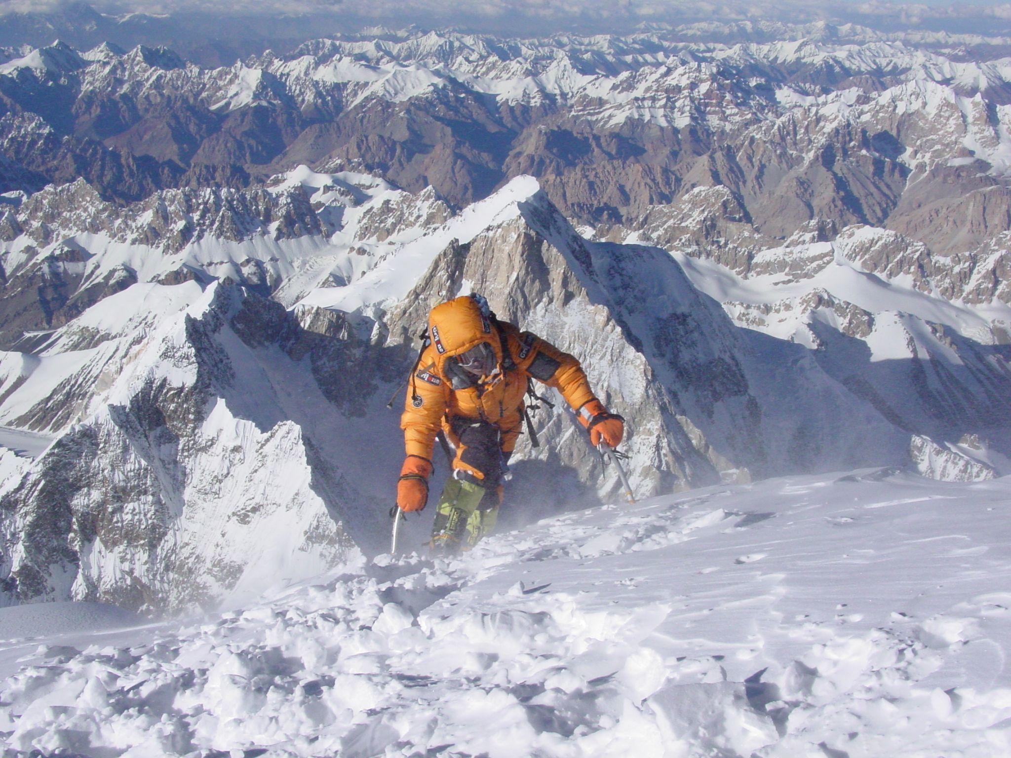 Photo of L'alimentazione in altissima quota, anche al K2 in inverno. Le indicazioni della nutrizionista