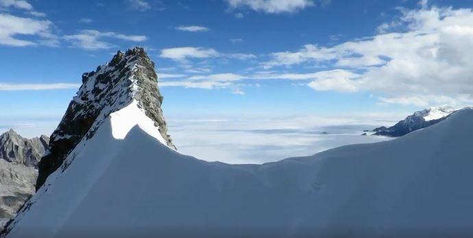 """Photo of """"Now We Are Free"""": il video della spedizione italiana al Monte Edgar"""