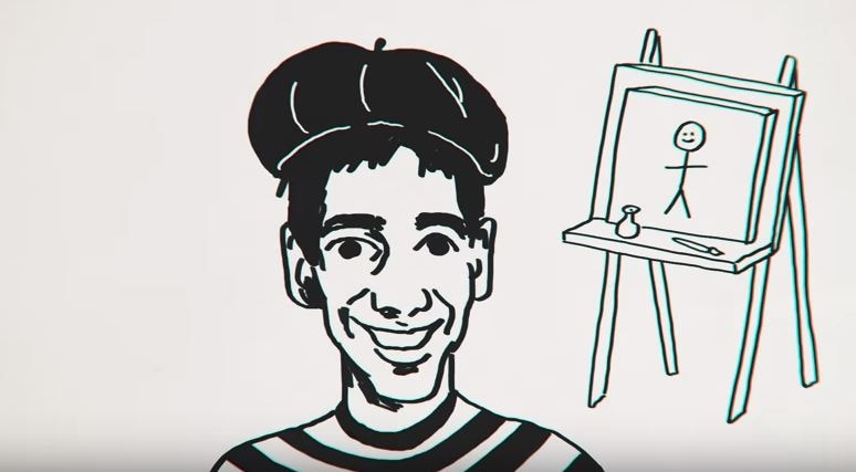 Photo of Alex Honnold: un video fumetto per raccontare il free solo su El Capitan