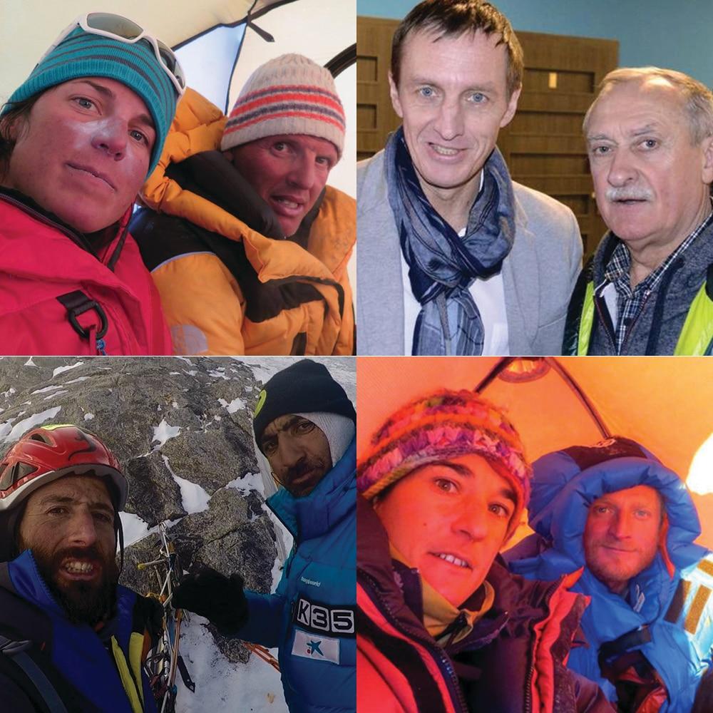 Photo of SONDAGGIO – 4 invernali, 4 montagne, 4 spedizioni molto diverse. Quale non vedete l'ora di seguire?