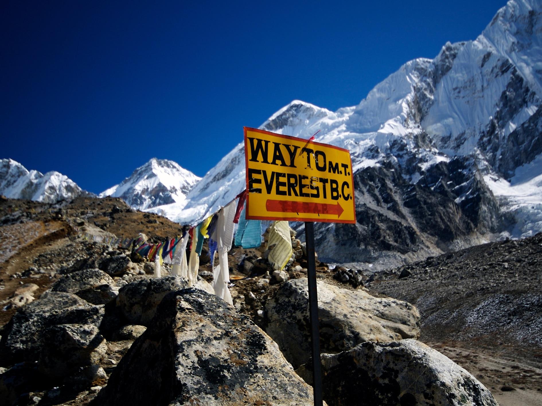 Photo of Nepal: cambiano le regole per Sherpa e alpinisti