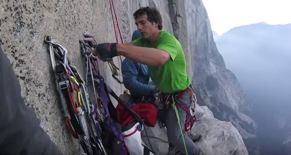 Photo of Ecco cosa significa scalare in velocità The Nose su El Capitan – Guarda il video