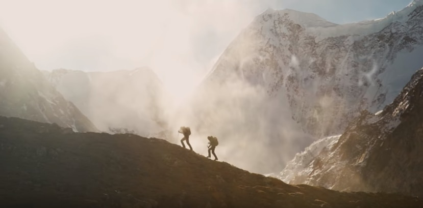 "Photo of ""No Turning Back"": il video integrale delle imprese di Hansjörg Auer"
