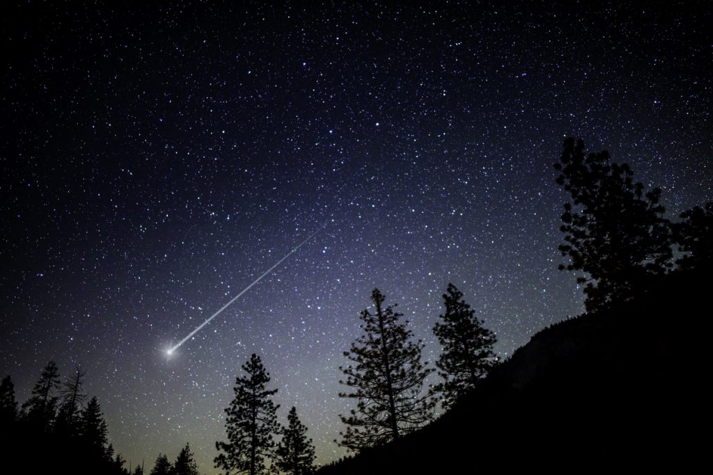 Photo of Occhi puntati al cielo e desideri pronti: stanotte arriveranno le stelle cadenti