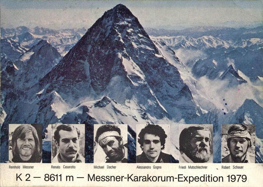 Photo of Tra sogno e rimpianto, Alessandro Gogna racconta il suo K2