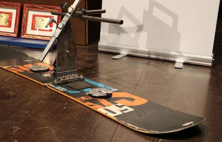 """Photo of Disabilità: """"Con il BASS lo snowboard è per tutti"""", il progetto di un maestro di sci diventa realtà"""