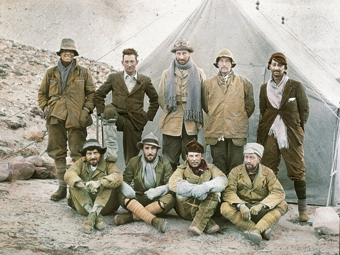 Photo of A parte gli scherzi, ecco la storia di George Mallory e Andrew Irvine sull'Everest