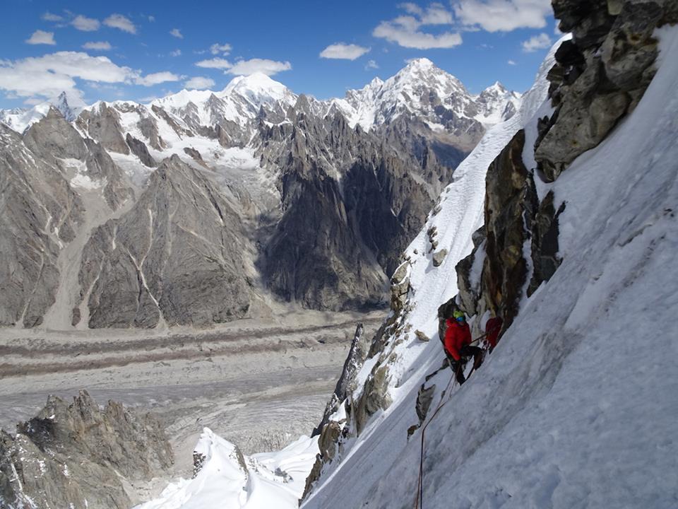 Photo of Daniele Nardi racconta su Sky la spedizione al Linksar –  Il cortometraggio integrale