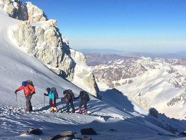 Photo of In vetta all'Aconcagua, tra vita da campo e lezioni di medicina d'alta quota