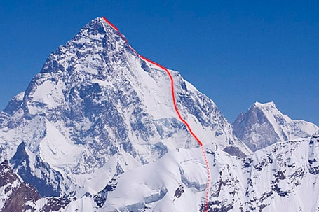 Photo of Roberto Mantovani ci racconta la via Cesen – Schegge di K2