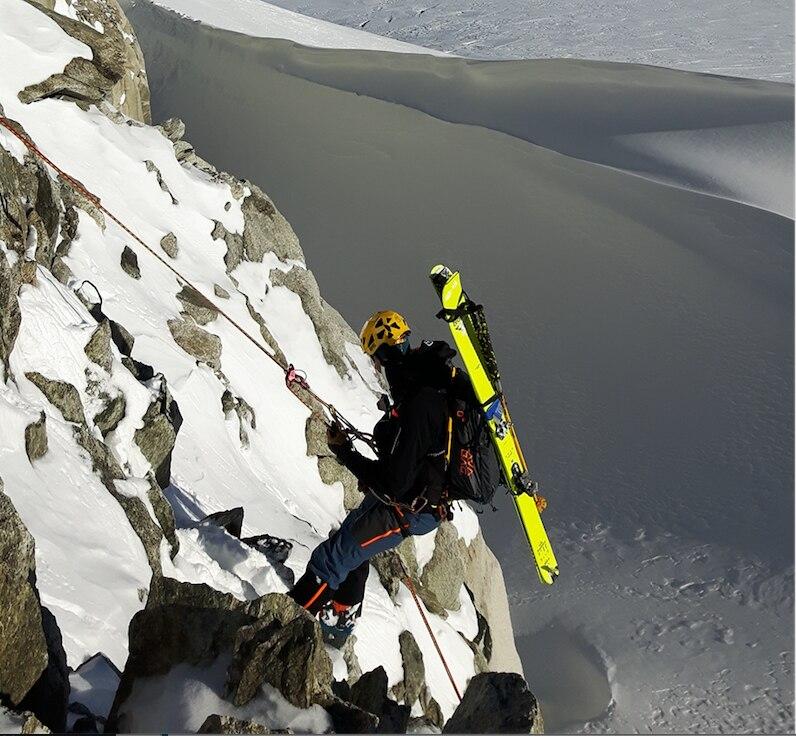 Photo of VIDEO TUTORIAL Scialpinismo avanzato – Episodio 4: la discesa