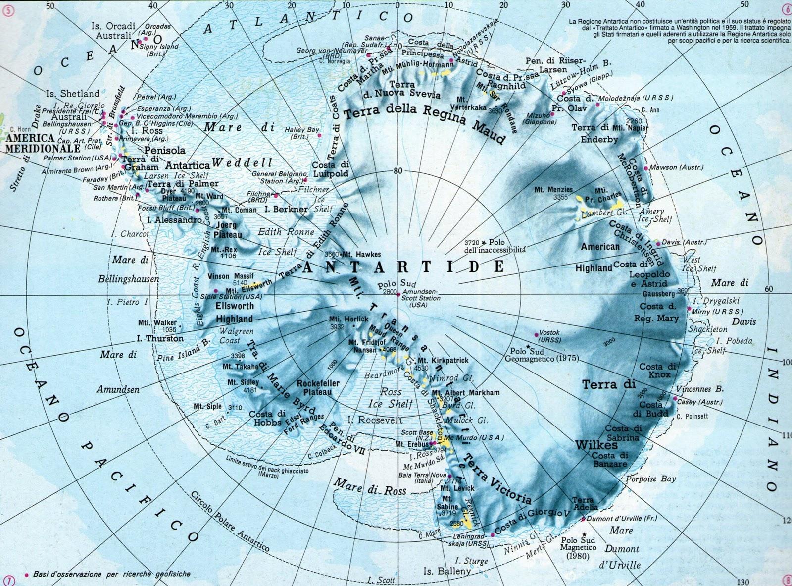 Photo of Scoperta una foresta antica 260 milioni di anni sotto i ghiacci dell'Antartide