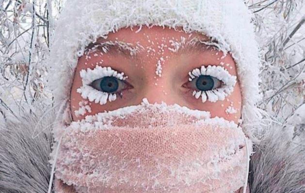Photo of Simone Moro e Tamara Lunger in partenza oggi per la Siberia, dove il termometro segna -62°