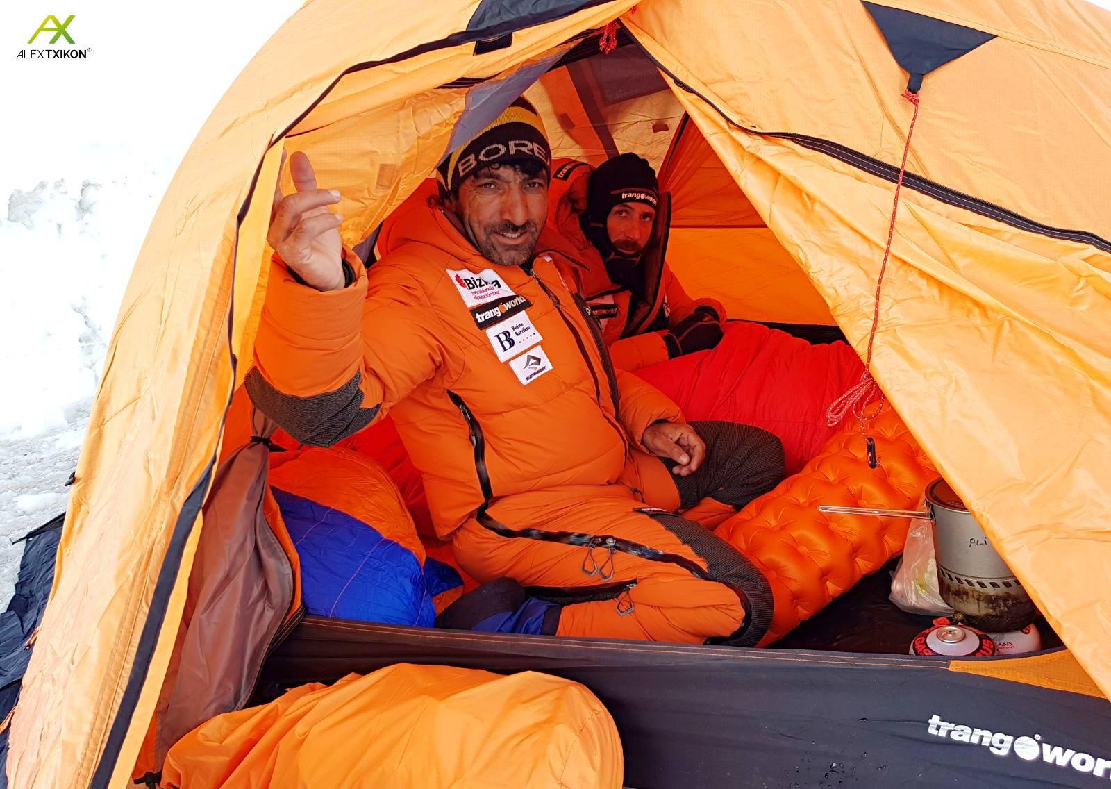 Photo of Sadpara, ecco perché ho scelto Alex e l'Everest e non il K2 dei polacchi