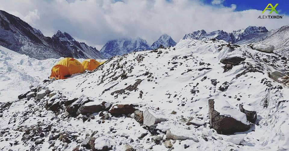 Photo of Txikon rimane al Campo Base, Sadpara se ne va