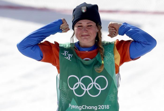 Photo of Olimpiadi invernali, felicità per l'oro della Moioli e qualche polemica sulla sicurezza