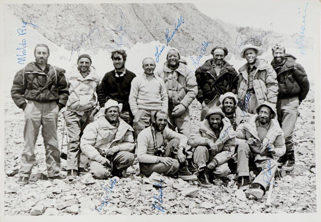 Photo of All'asta i cimeli della spedizione al K2 del 1954