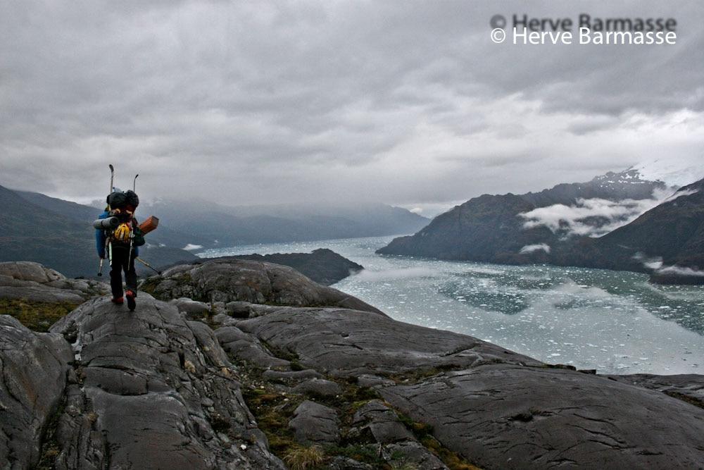 """Photo of Bernasconi e la spedizione in Patagonia del 2009: """"Un posto pazzesco e selvaggio"""""""