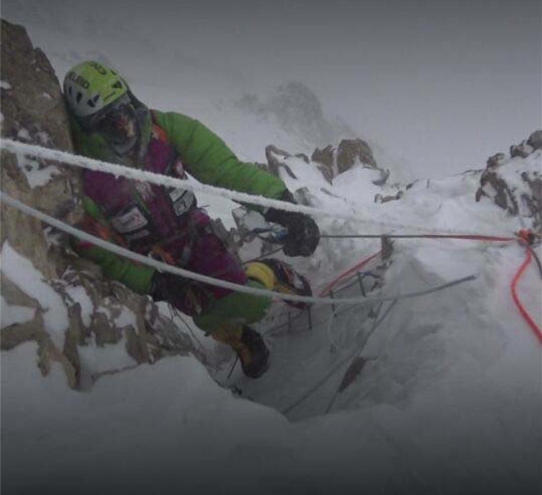 """Photo of K2: rientrato dalla parete, Adam Bielecki: """"Può essere orribile e molto duro lì fuori"""""""