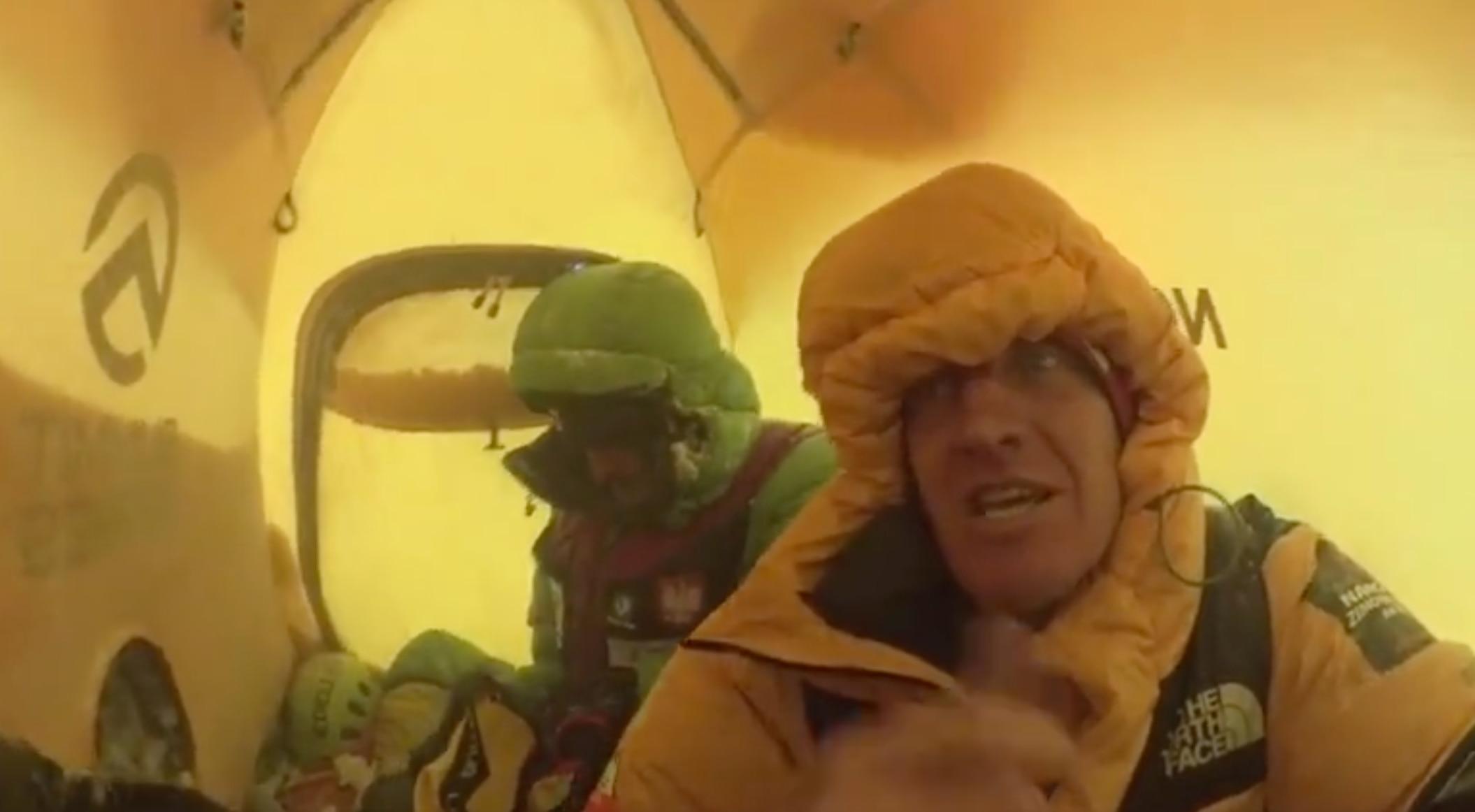Photo of Il video di Urubko e Bielecki in parete sul K2
