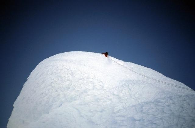 """Photo of I """"vecchi"""" Ragni ci ricordano la loro avventura al Cerro Riso Patron nel 1988"""