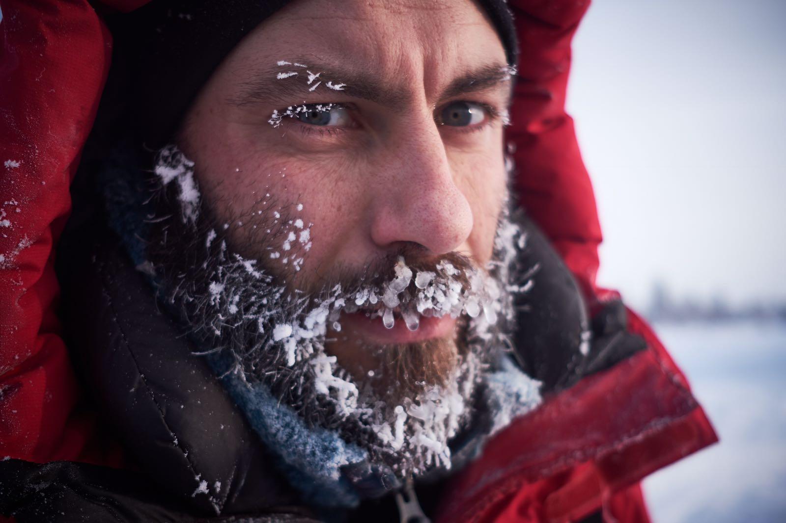Photo of Matteo Zanga, fotografo sotto zero, ci racconta la sua Siberia con Simone Moro e Tamara Lunger