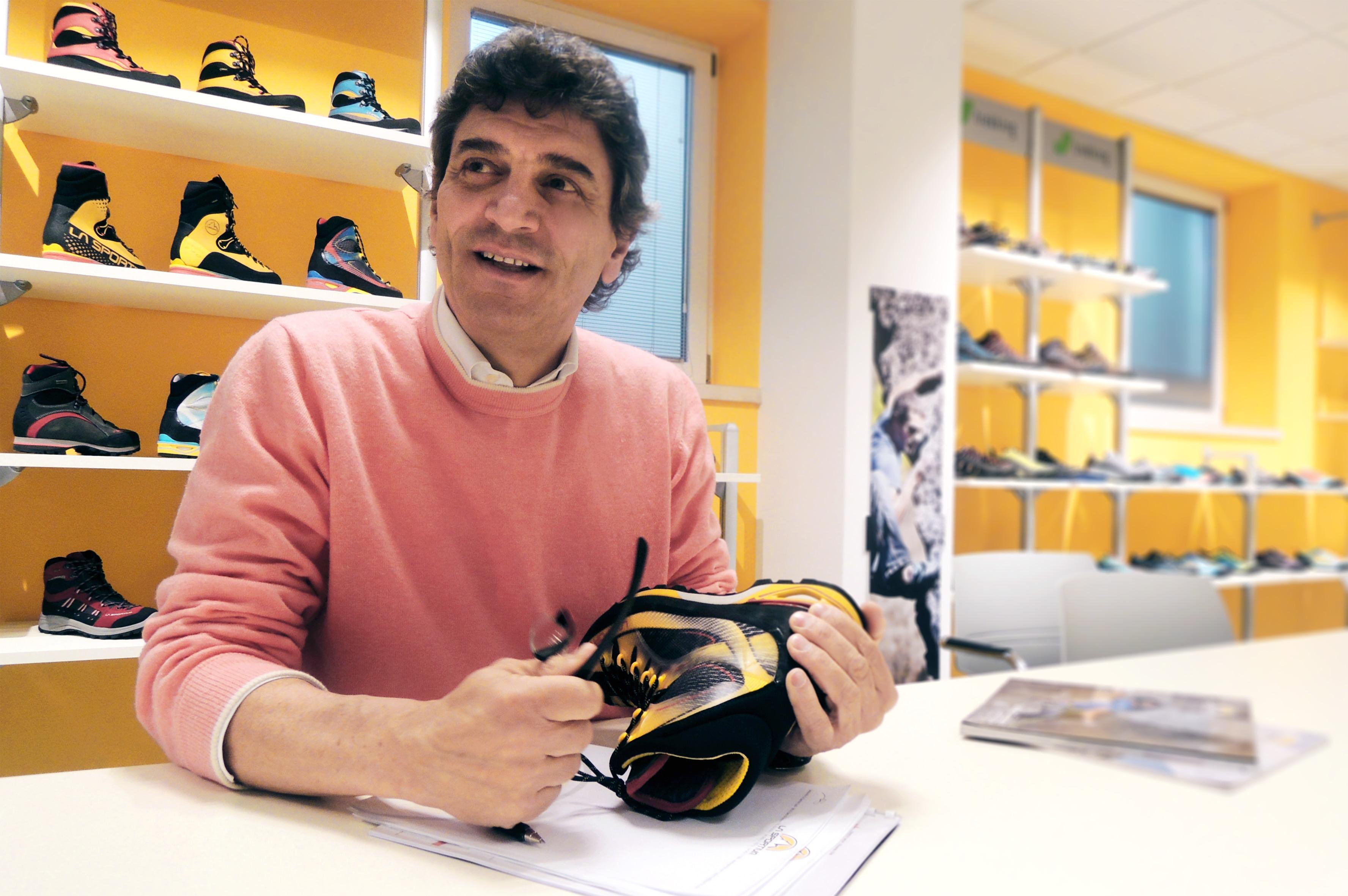 Photo of 90 anni di La Sportiva, una chiaccherata con Lorenzo Delladio