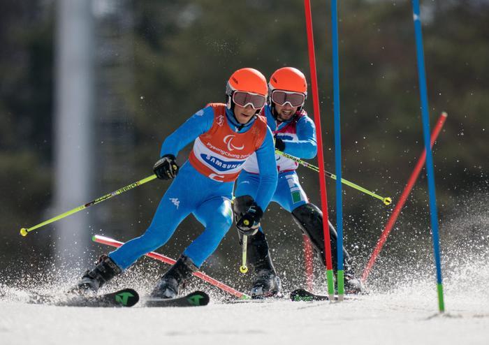 Photo of Paralimpiadi, inarrestabili Giacomo Bertagnolli e Fabrizio Casal che conquistano il secondo oro!
