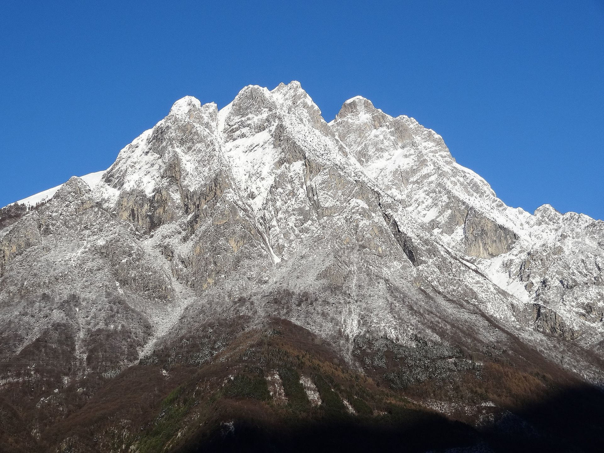 Photo of Valcamonica: muore alpinista per una caduta di 200 metri