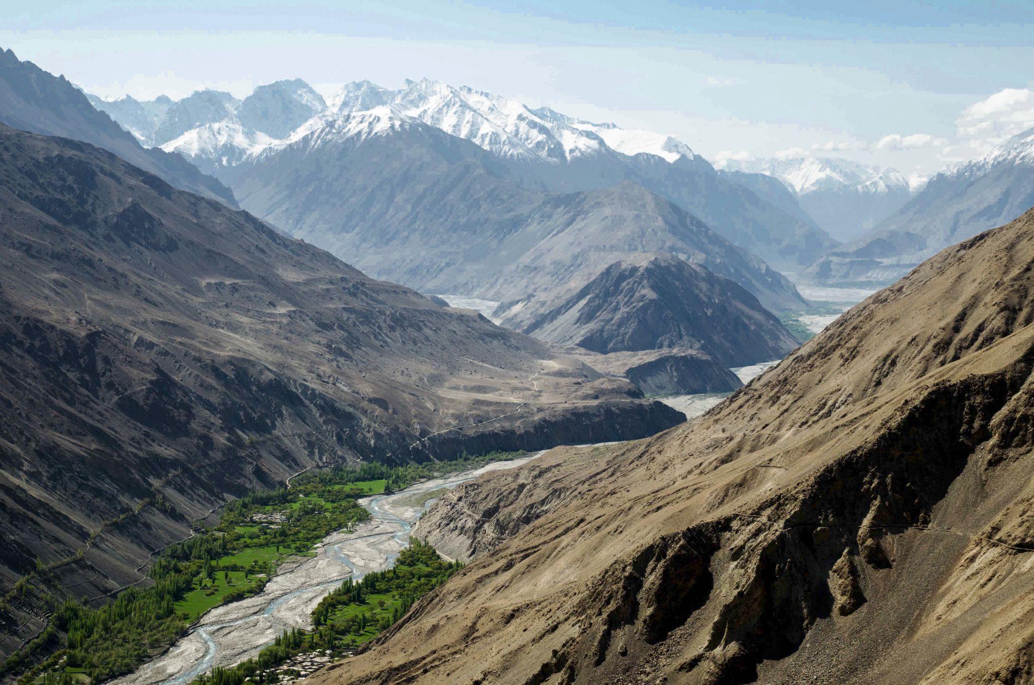 Photo of Boom turistico sulle montagne del Pakistan: in 5 anni da 30mila a 2.5 milioni di visitatori