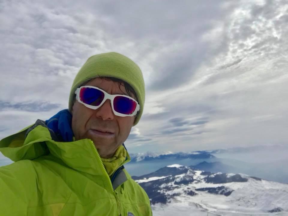 Photo of Guide alpine e accompagnatori d'Abruzzo, parla il neo presidente Davide Di Giosaffatte – di Stefano Ardito